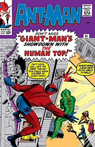 Ant-Man (1959-1968) #51