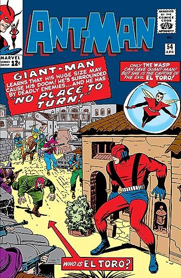Ant-Man (1959-1968) #54