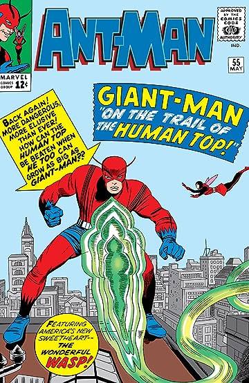 Ant-Man (1959-1968) #55