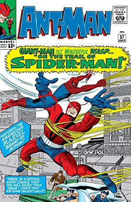 Ant-Man (1959-1968) #57