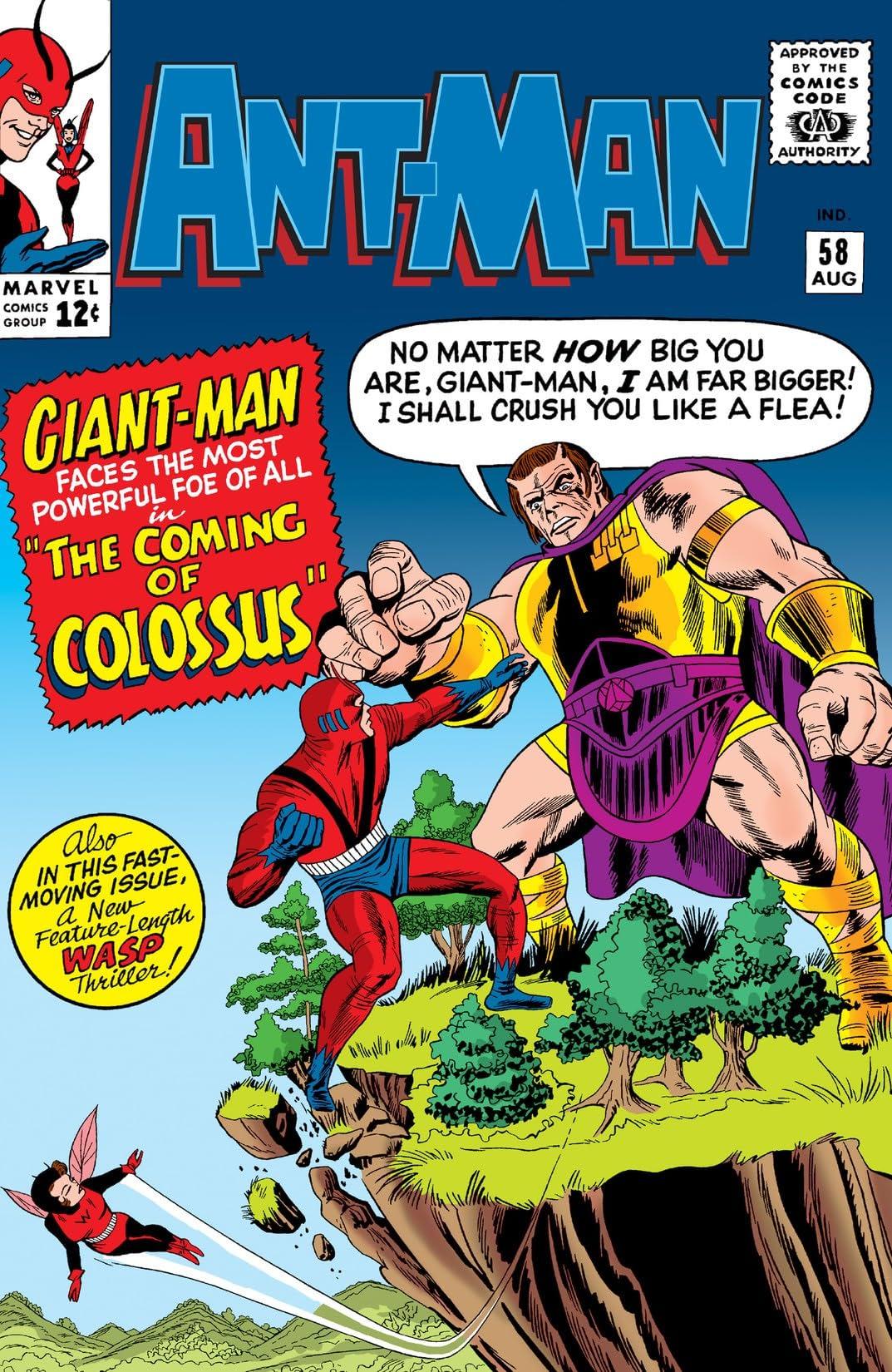Ant-Man (1959-1968) #58