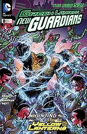 Green Lantern: New Guardians (2011-2015) #8
