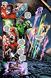 Green Lantern: New Guardians (2011-2015) #8