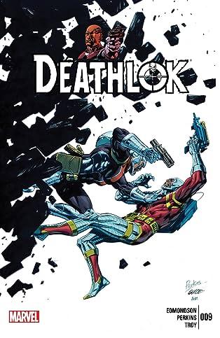 Deathlok (2014-2015) #9
