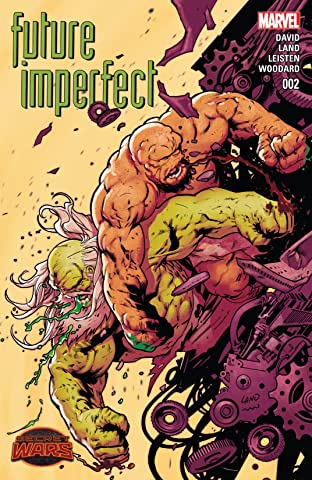 Future Imperfect (2015) #2