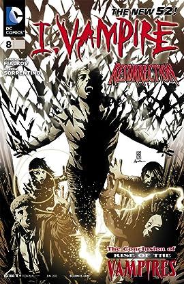 I, Vampire (2011-2013) #8