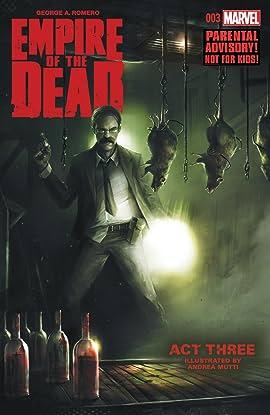 George Romero's Empire of the Dead: Act Three #3 (of 5)