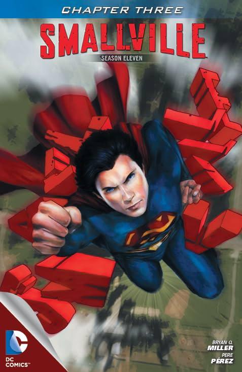 Smallville: Season 11 #3