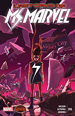 Ms. Marvel (2014-2015) #16