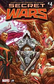 Secret Wars (2015-2016) #4 (of 9)