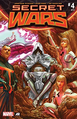 Secret Wars (2015-2016) No.4 (sur 9)