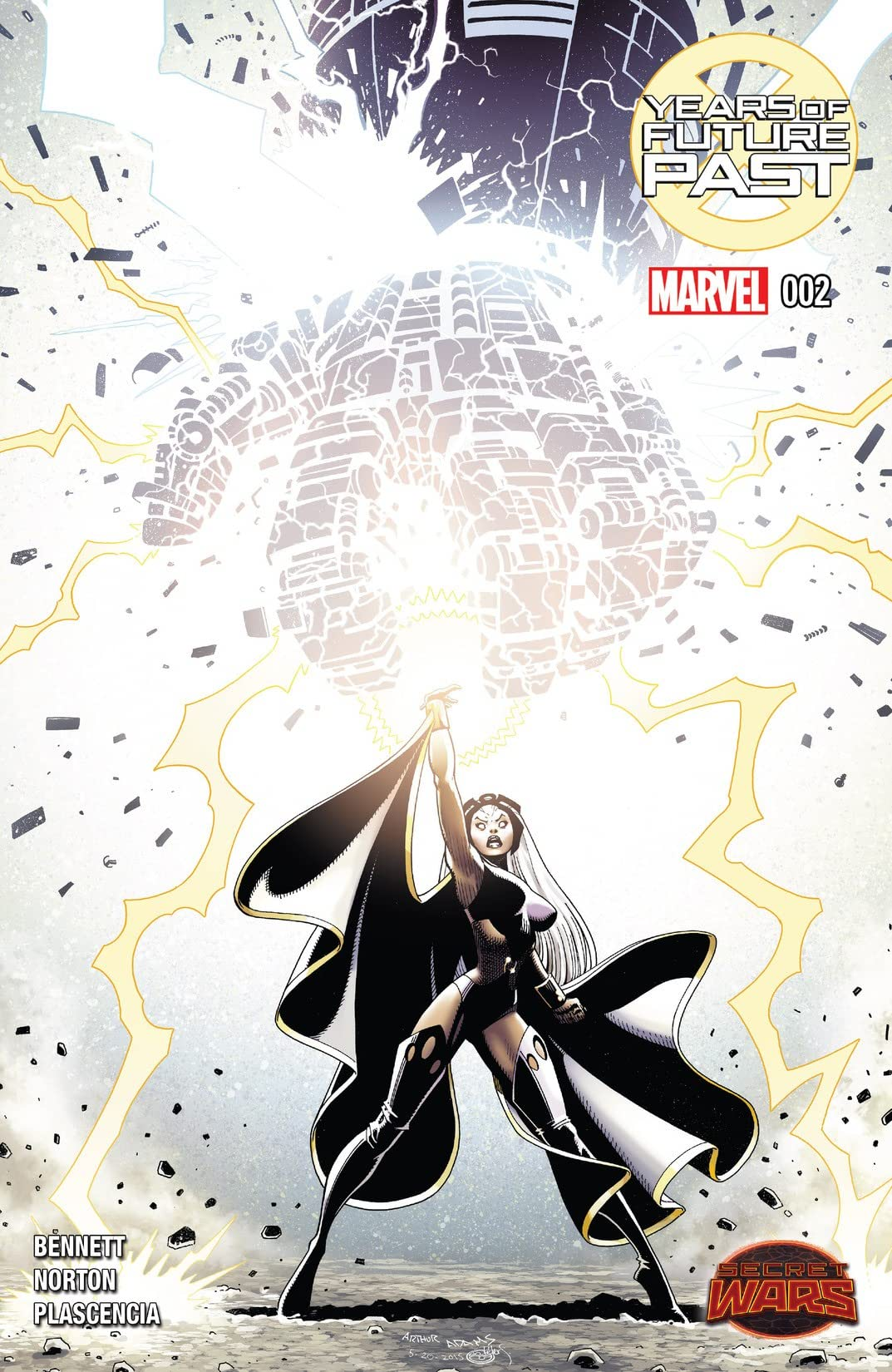 Years Of Future Past (2015) #2