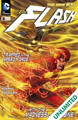 The Flash (2011-2016) #8
