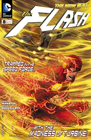 The Flash (2011-) #8