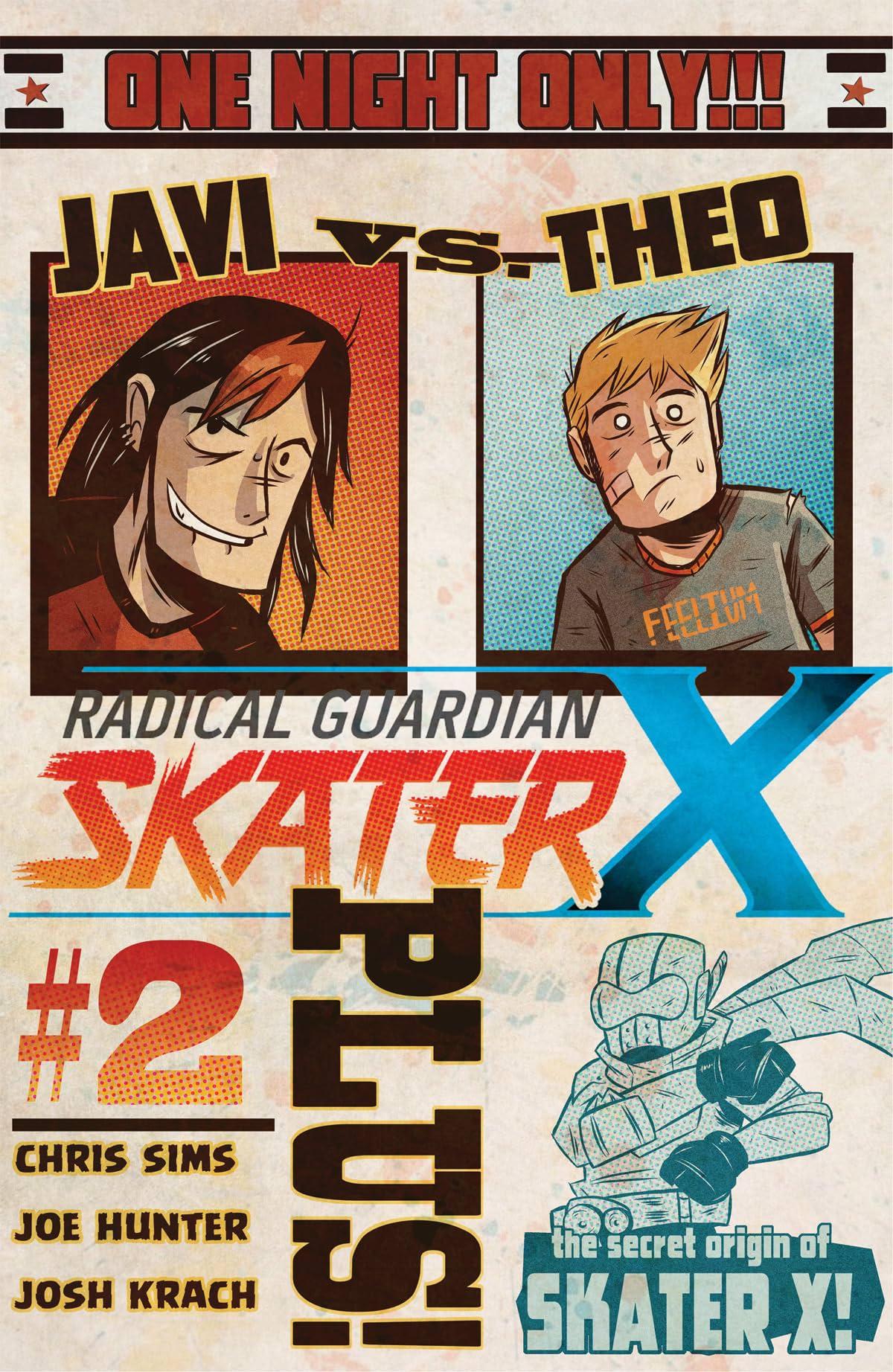 Radical Guardian Skater X #2