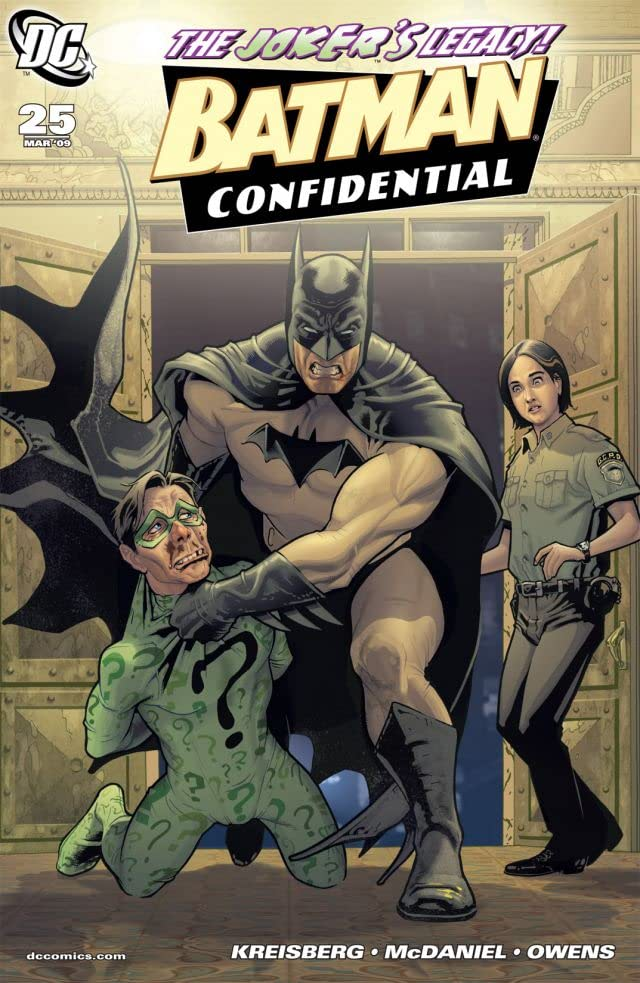 Batman Confidential (2006-2011) #25