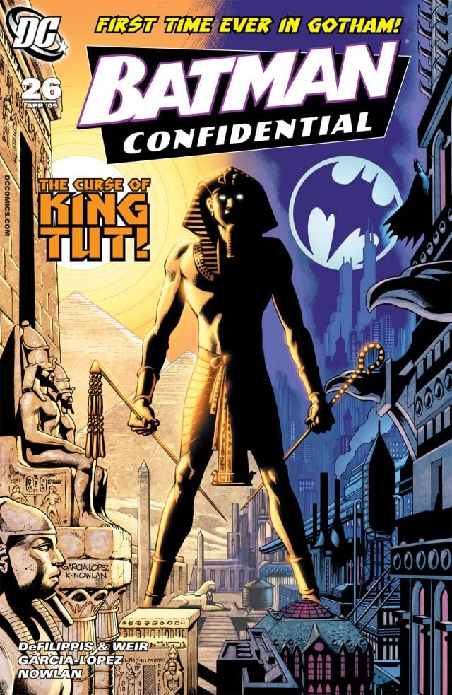 Batman Confidential (2006-2011) #26