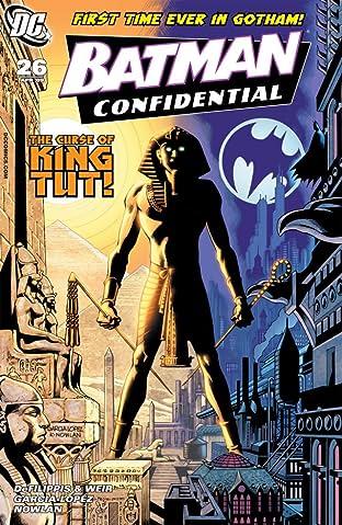 Batman Confidential (2006-2011) #26