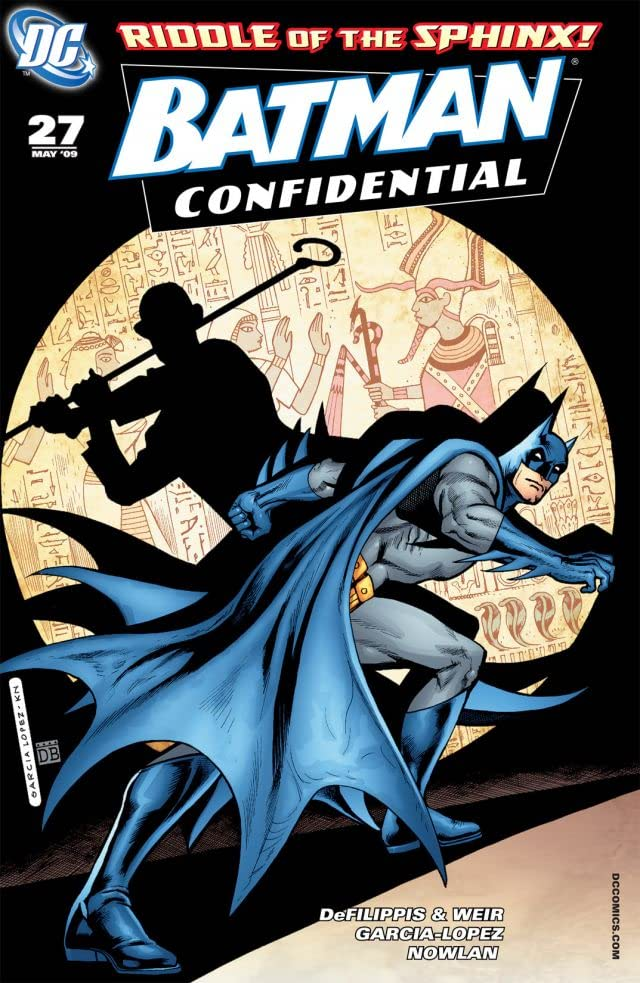 Batman Confidential #27