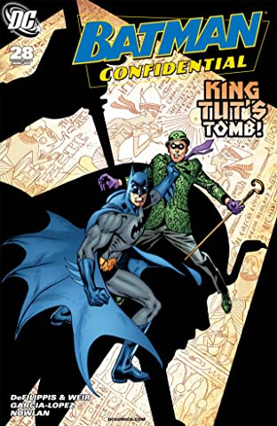 Batman Confidential (2006-2011) #28