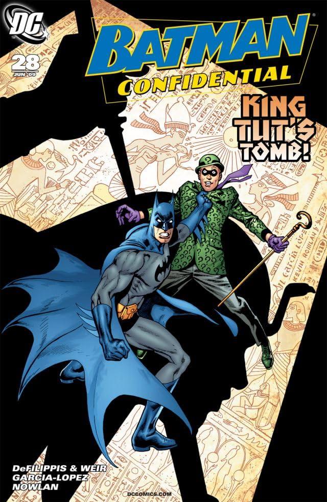 Batman Confidential #28