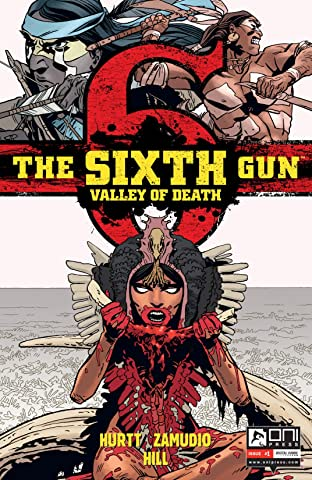 The Sixth Gun: Valley of Death #1 (of 3)