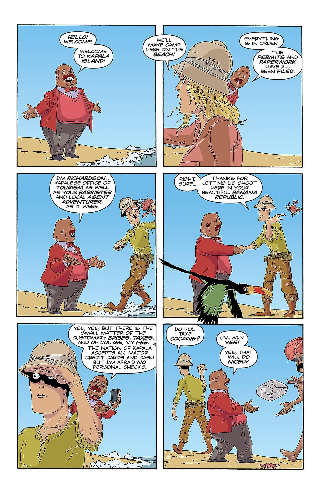 The Auteur: Sister Bambi #2
