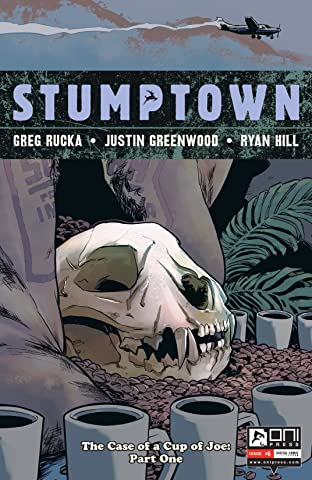 Stumptown Tome 3 No.6
