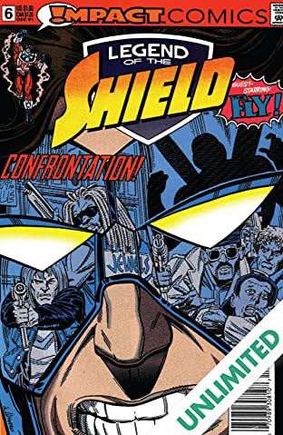 The Legend of The Shield (Impact Comics) #6