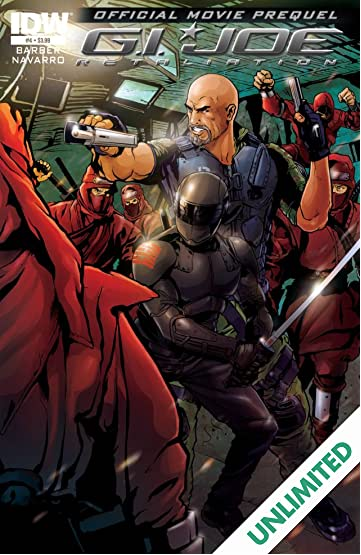 G.I. Joe 2 Movie Prequel - Retaliation #4