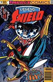 The Legend of The Shield (Impact Comics) #7