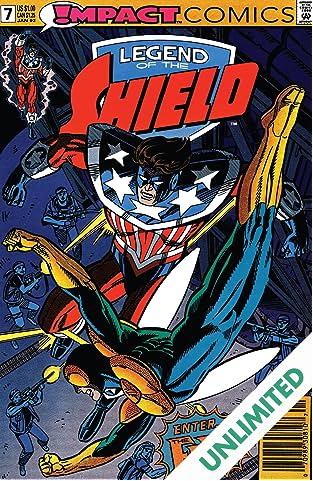 The Legend of The Shield (Impact Comics) #7