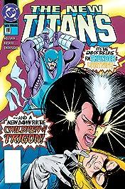 The New Titans (1984-1996) #118