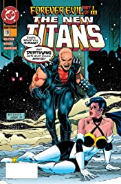 The New Titans (1984-1996) #119