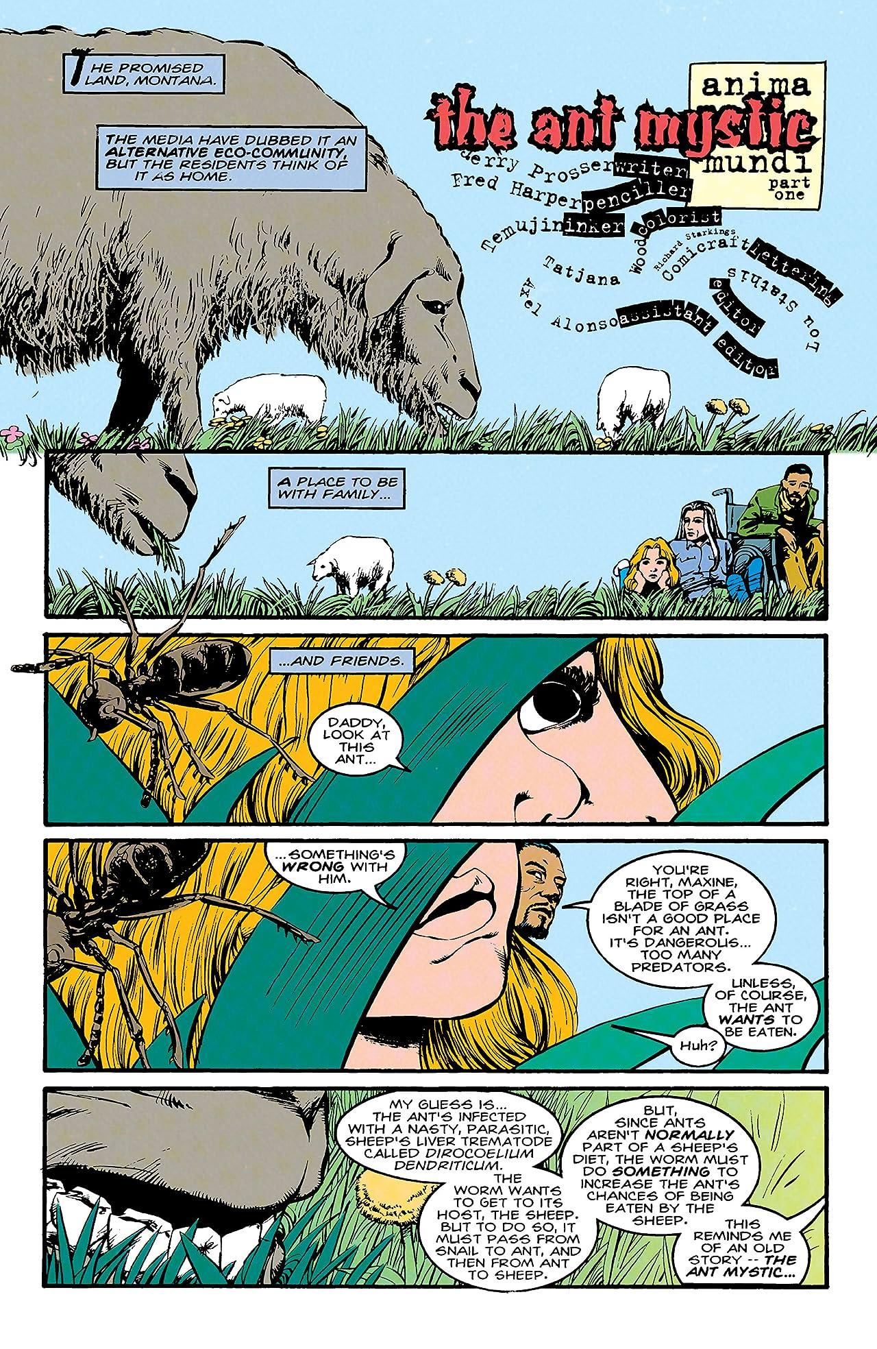 Animal Man (1988-1995) #85