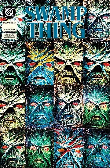 Swamp Thing (1982-1996) #101