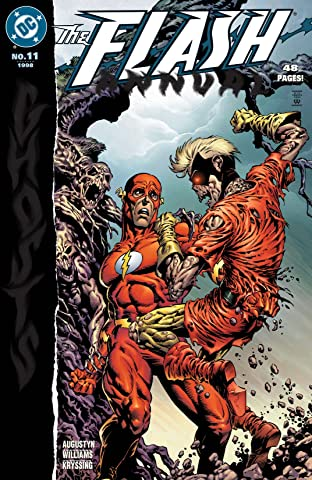 The Flash (1987-2009): Annual #11