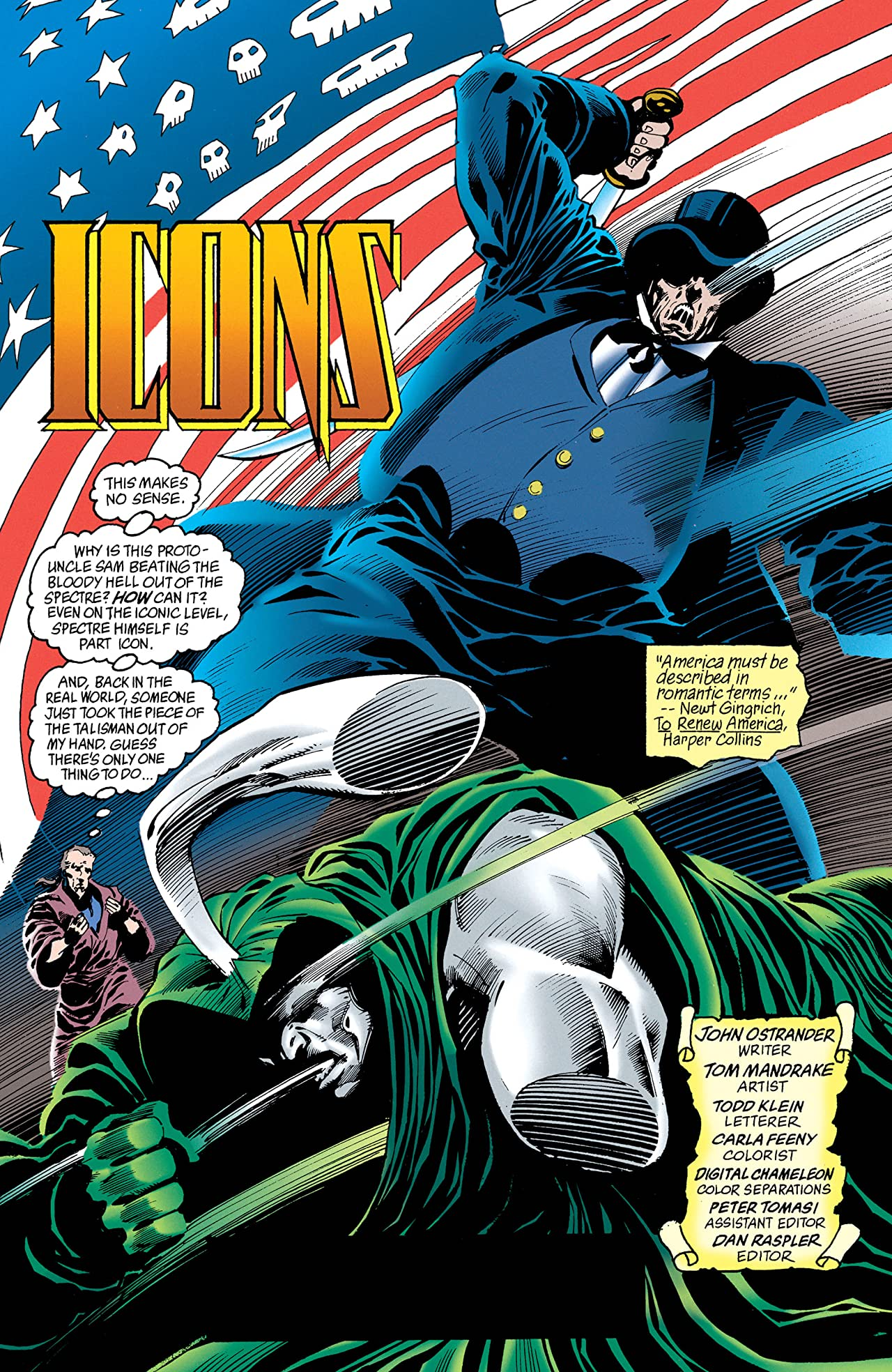 The Spectre (1992-1998) #38
