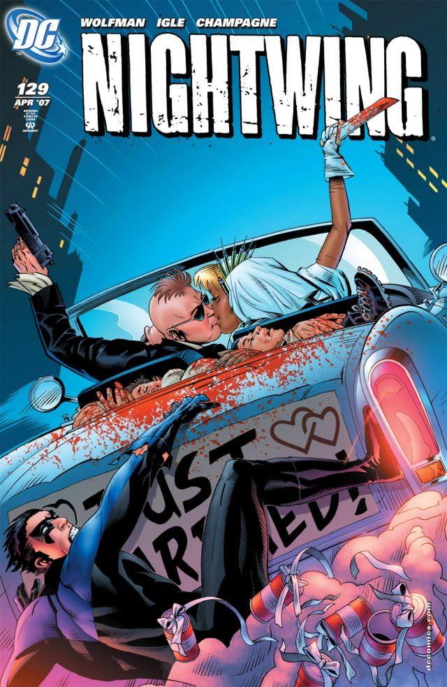 Nightwing (1996-2009) #129
