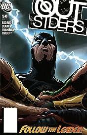 Outsiders (2003-2007) #50