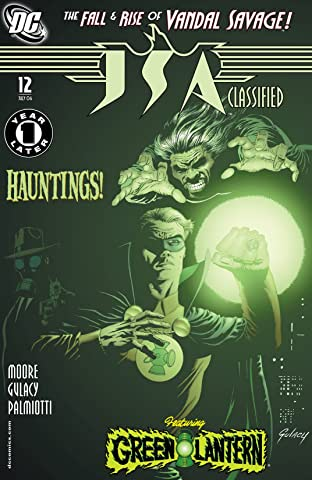 JSA: Classified #12