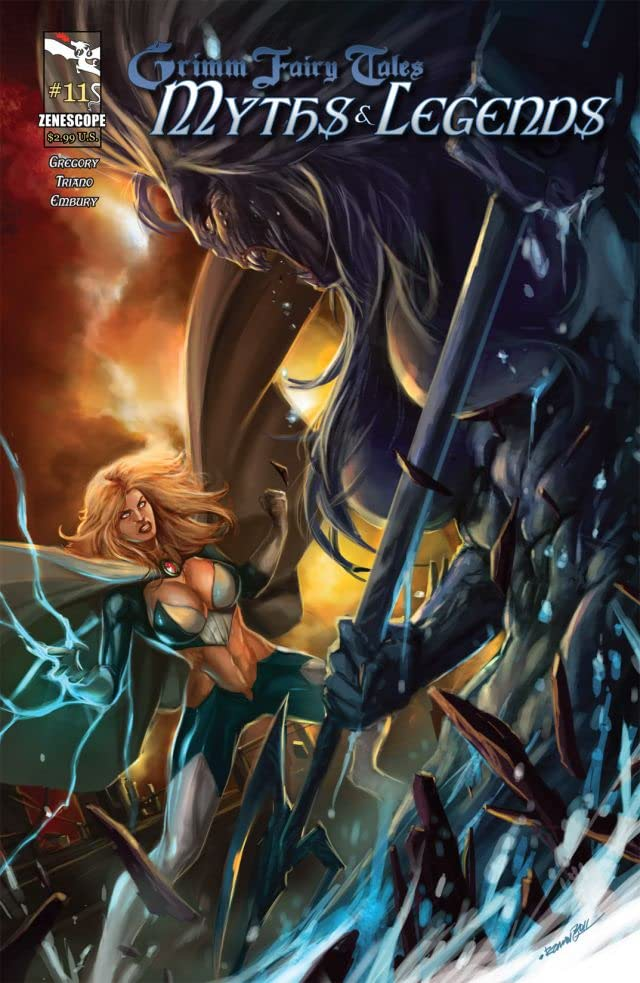 Grimm Fairy Tales: Myths & Legends #11