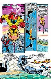 Legion of Super-Heroes (1984-1989) #24