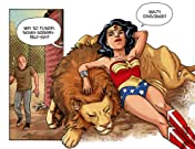 Sensation Comics Featuring Wonder Woman (2014-2015) #39
