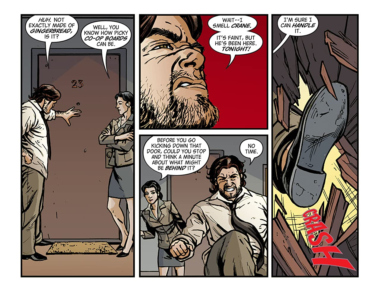 Fables: The Wolf Among Us #28