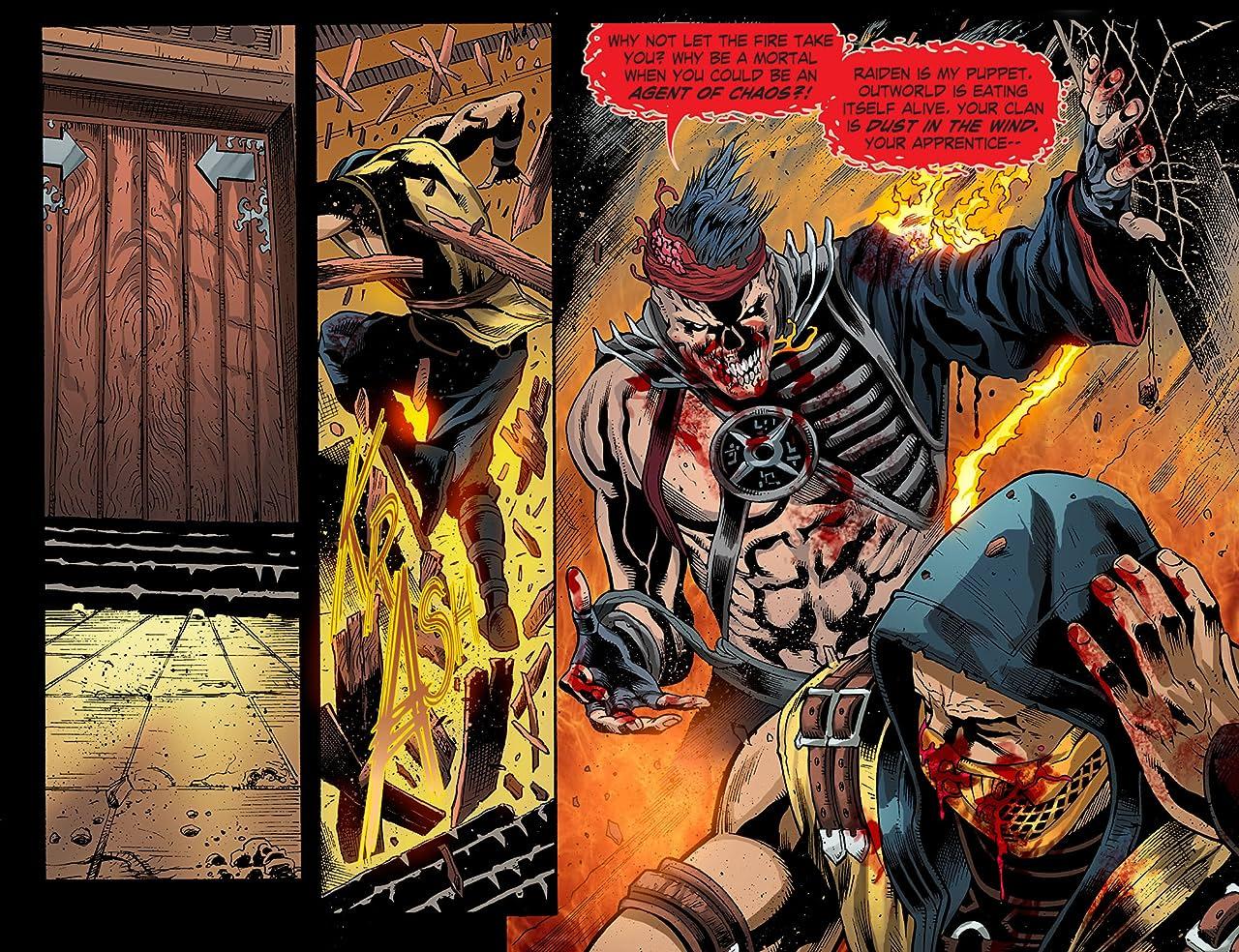 Mortal Kombat X (2015) #24