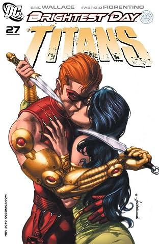 Titans (2008-2011) #27