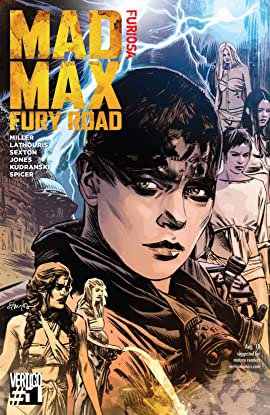Mad Max: Fury Road: Furiosa (2015) #1