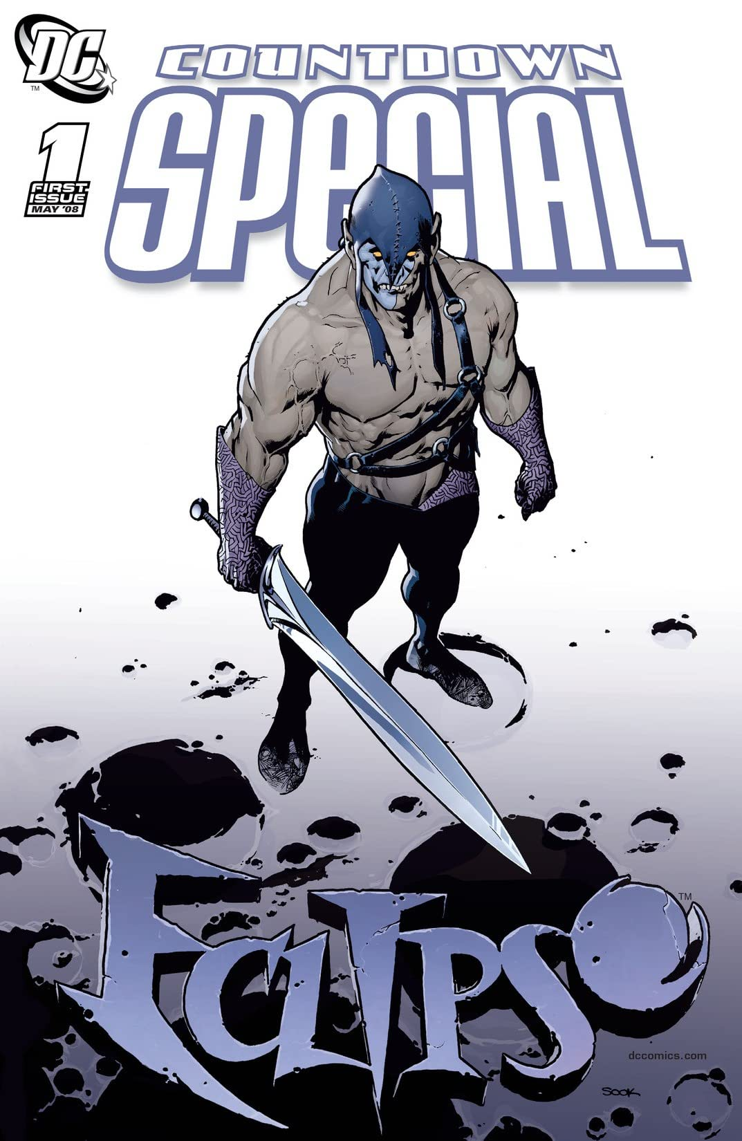 Countdown Special: Eclipso (2008) #1