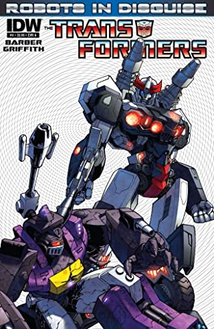 Transformers: Robots In Disguise (2011-2016) No.4